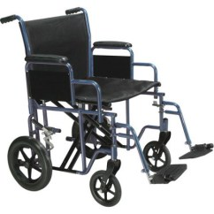 Transport Wheel Chair French Bergere Bariatric Heavy Duty Wheelchair For Rent