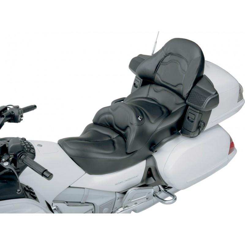 road sofa seat goldwing carolina leather furniture village saddlemen honda gl1800 01 10 sportbike
