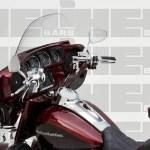 Helibars Horizon Esx Low Profile Multi Adjustable Handlebar System For Harley Davidson Electra Glide Street Glide