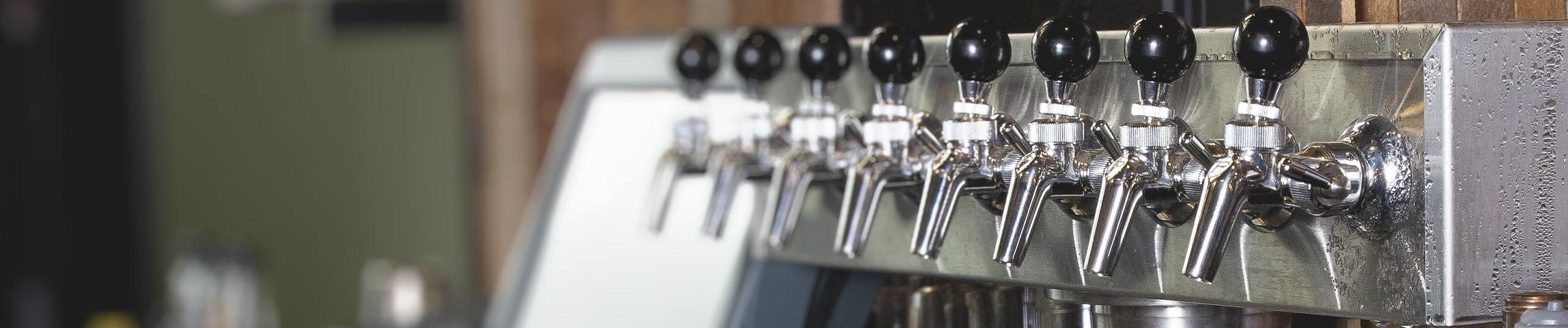draft beer faucets shanks