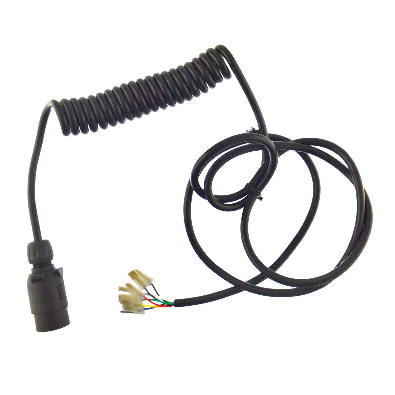 hight resolution of ifor williams trailer lighting cable replacement wiring harness 7pin tr220