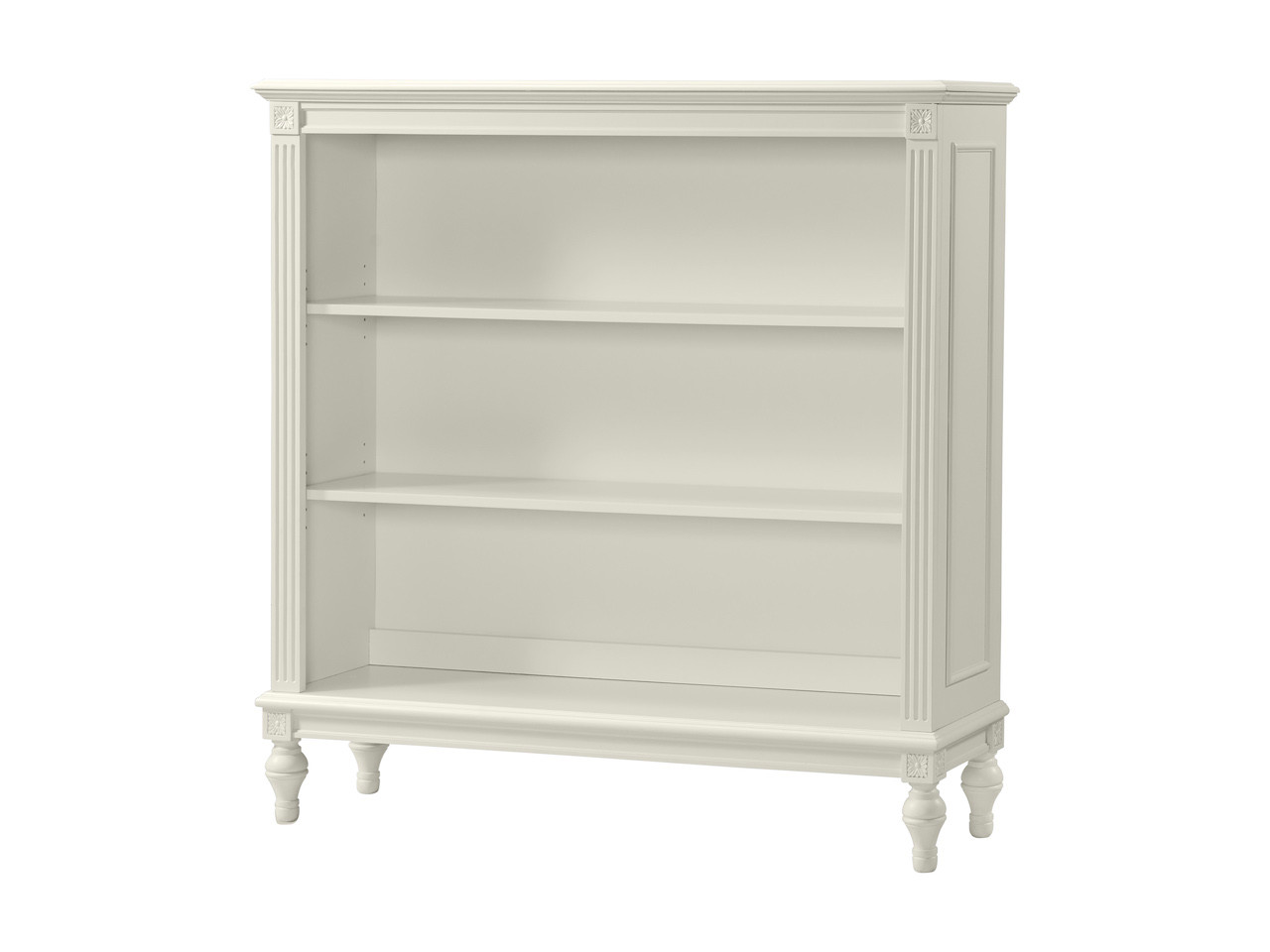 Stella Baby Child Arya Bookcase Hutch Parchment