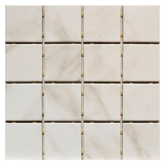 https www tileoutlets com white 3x3 ceramic mosaic 12x12