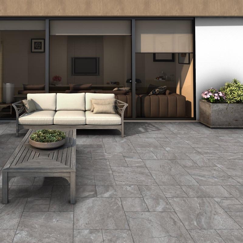 porcelain patio tile