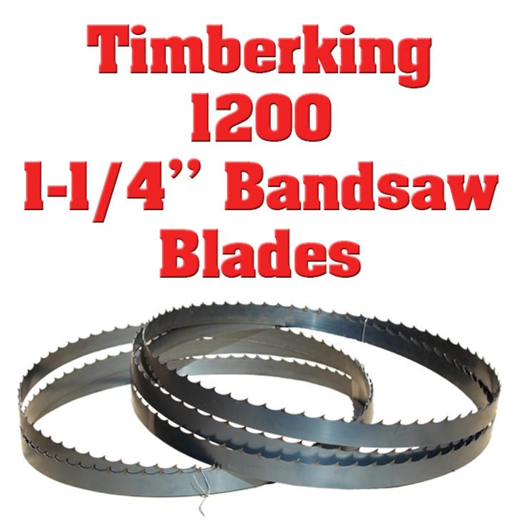 Timberking Sawmill Blades