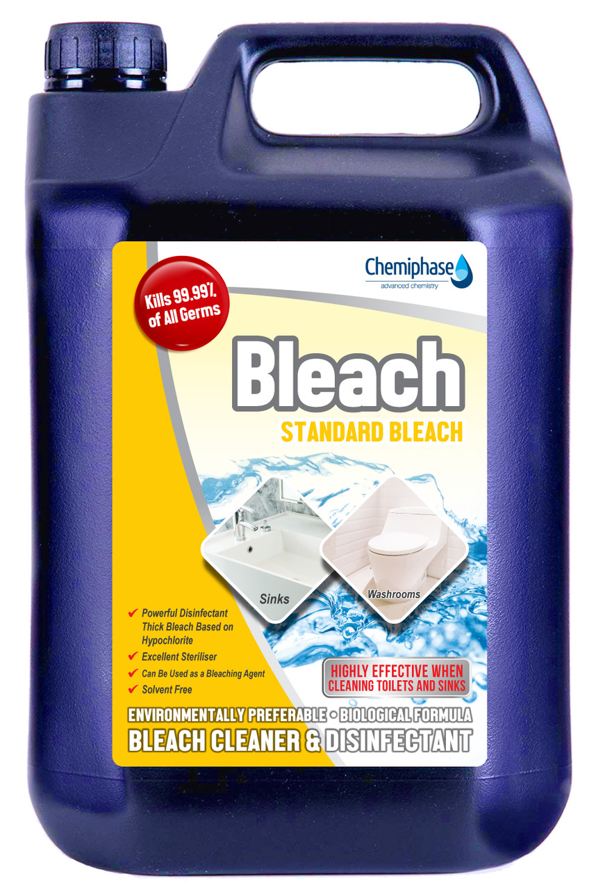 bleach cleaner disinfectant