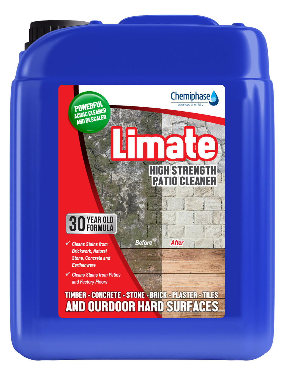 limate brick patio cleaner