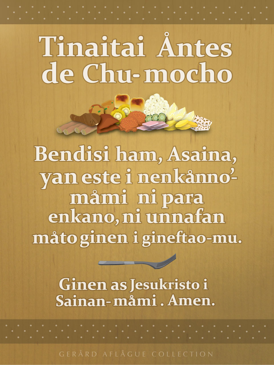 chamorro prayer before a