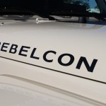 Rebelcon Jeep Wrangler Jk Hood Decal