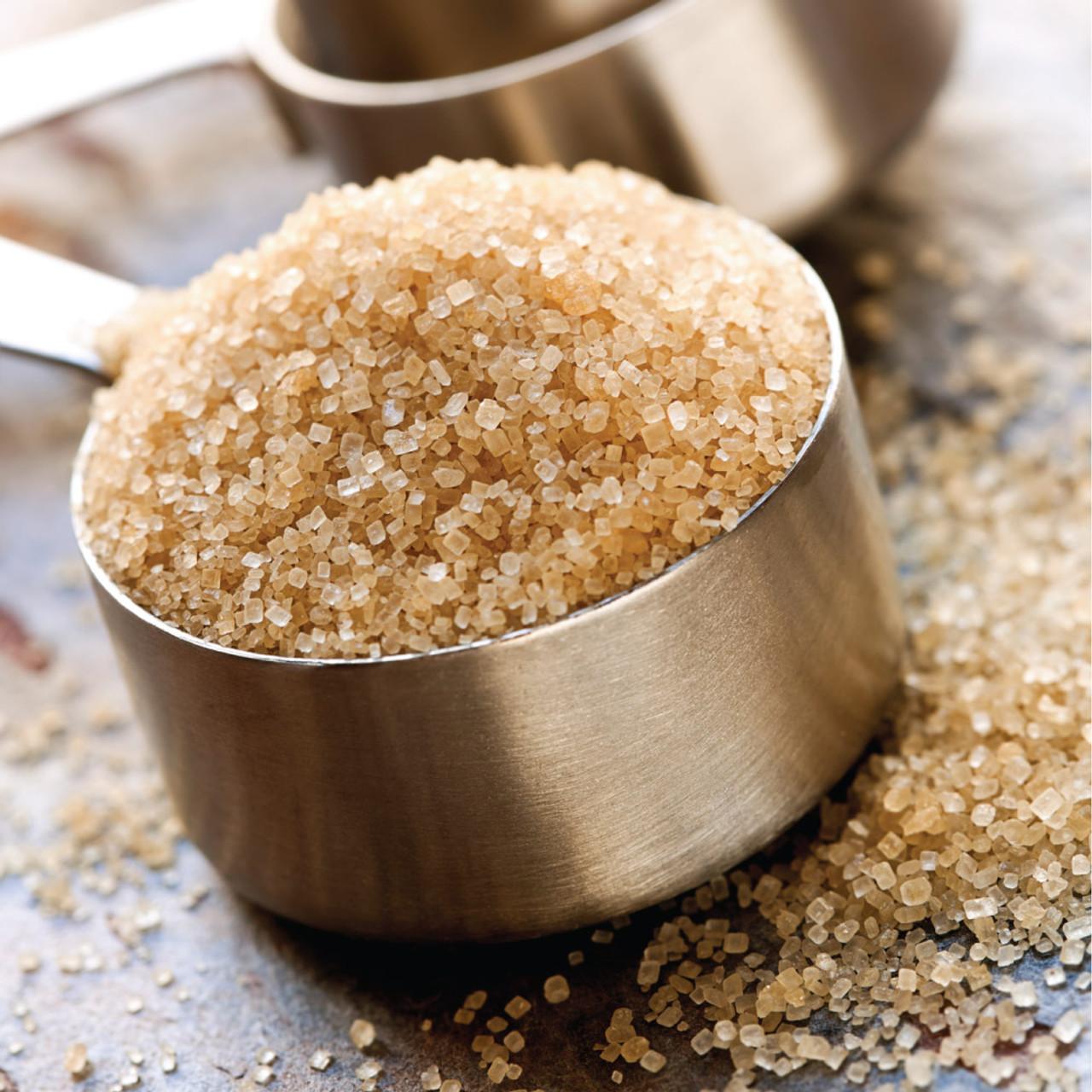 Organic Raw Sugar 5KG | Bulk
