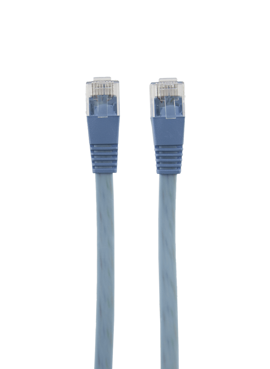 hight resolution of  flat patch cord 2m