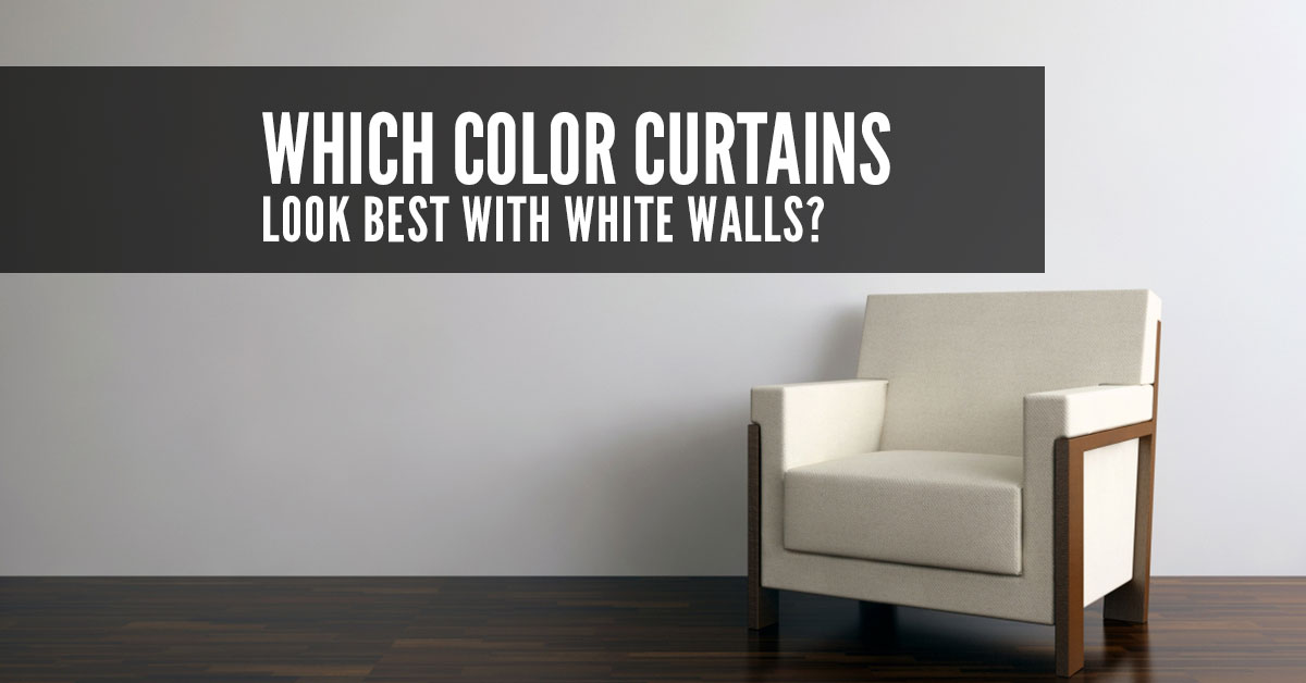 which colour curtains look best with