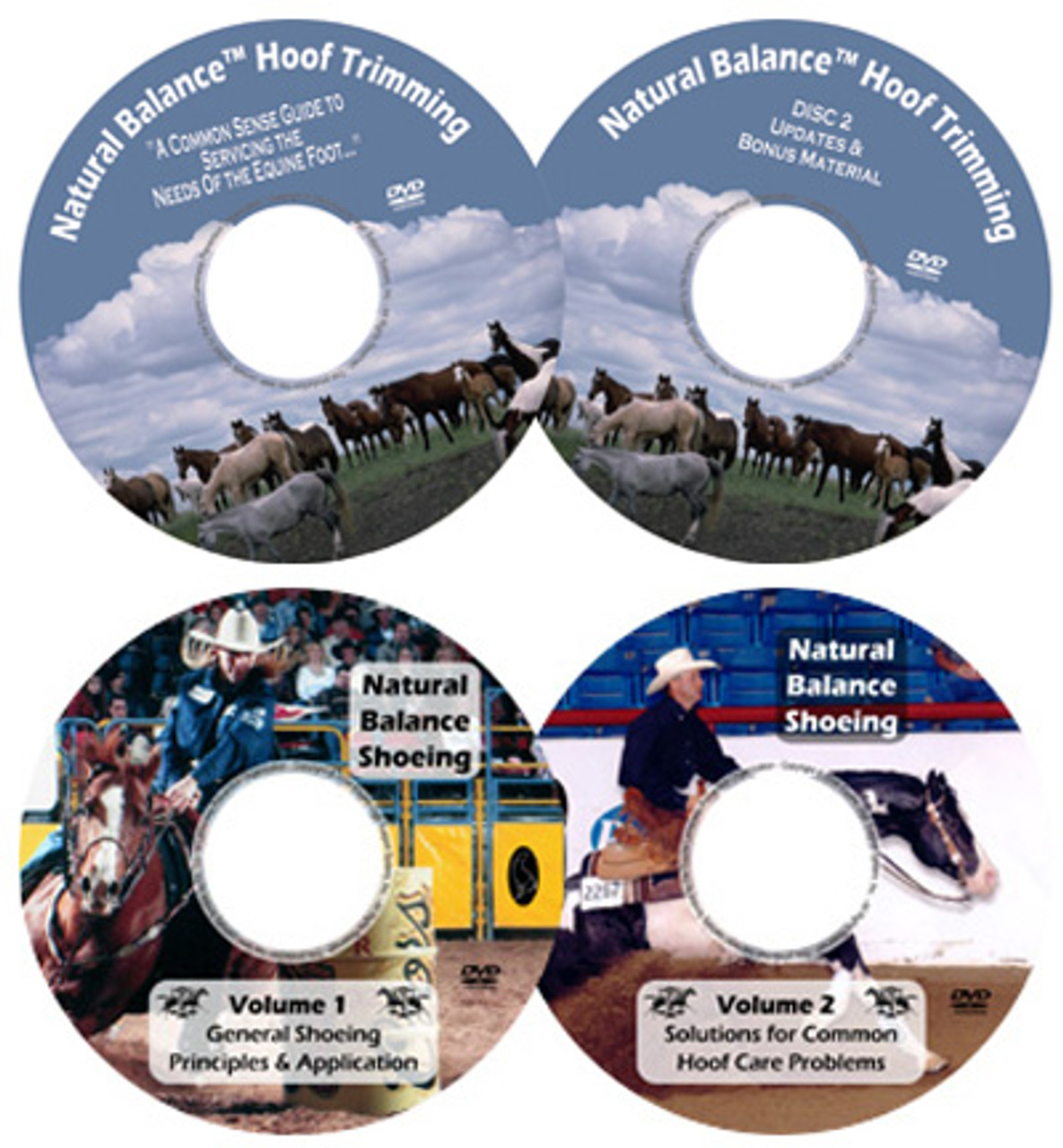 small resolution of  nb hoof trimming nb shoeing dvd combo pack