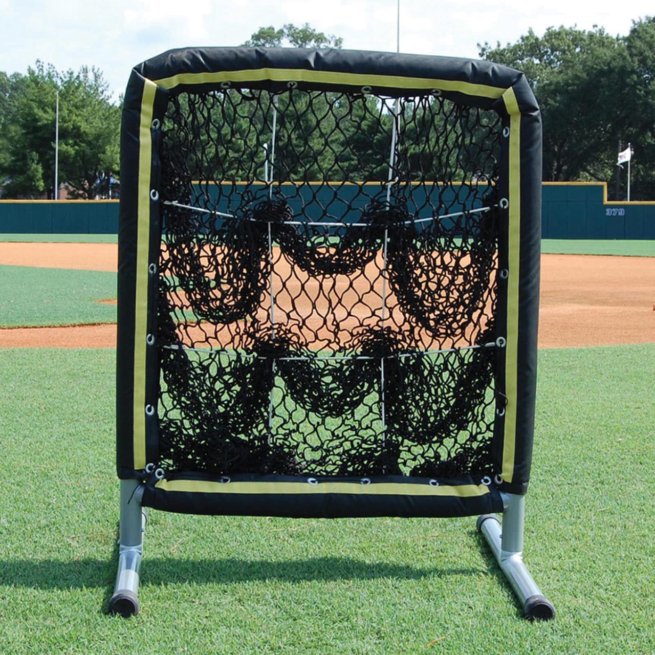 9-hole Pitching Target Net Baseball