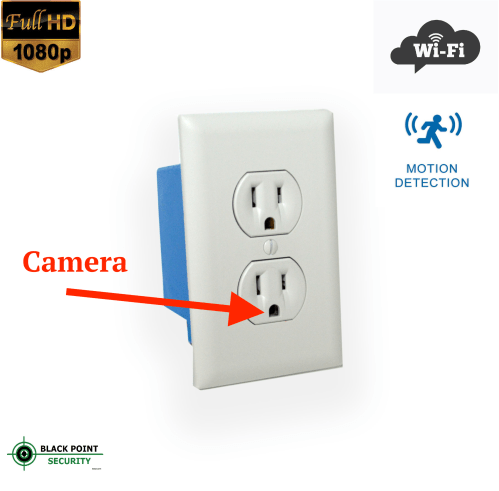 small resolution of looking for the ultimate hidden camera look no further this outlet can replace any outlet in your home the wi fi camera hidden in the outlet can you have