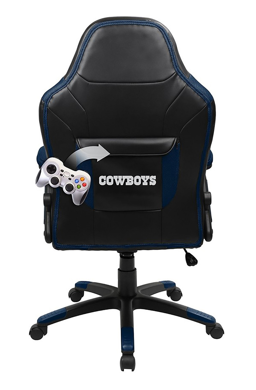 Video Chair Dallas Cowboys Gaming Chair