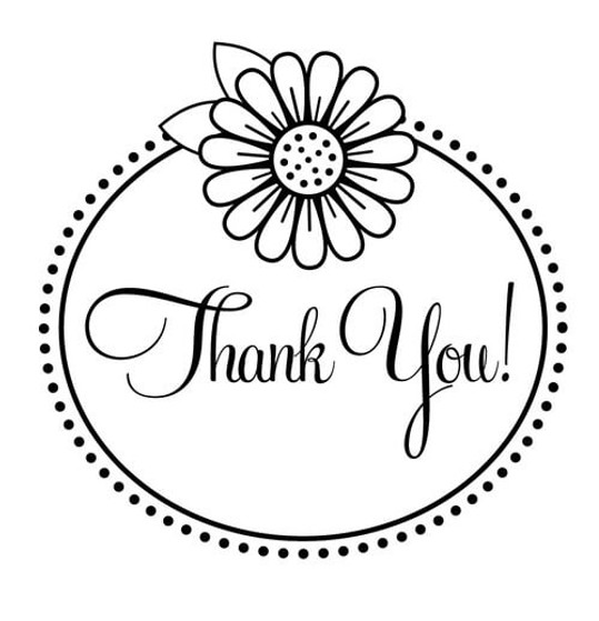 salutations daisy thank you