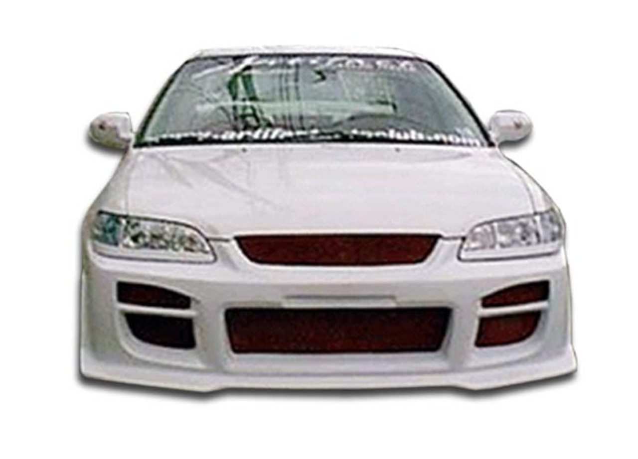 hight resolution of free shipping on duraflex 98 02 honda accord 2dr r34 front bumper cover kit