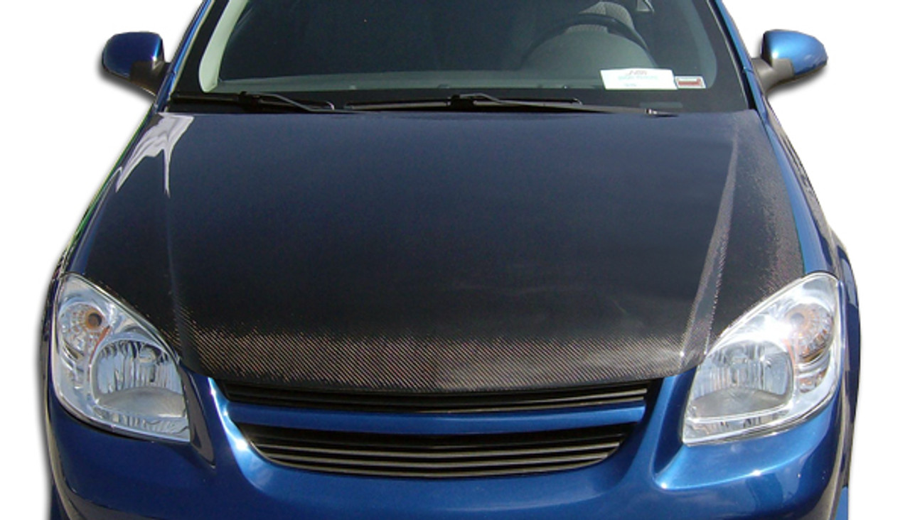 hight resolution of 2005 2010 chevrolet cobalt pontiac g5 carbon creations oem hood