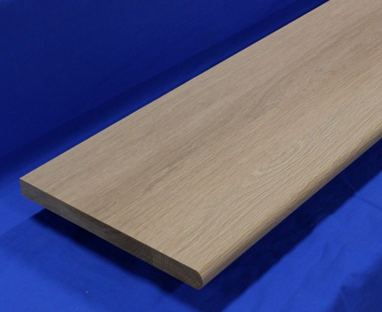 Wood Stair Treads 1Inch Shop Online Made In Usa Kinzel Wood | Unfinished Hickory Stair Treads | Hardwood Lumber | Stair Nosing | Stainable | Flooring | Prefinished