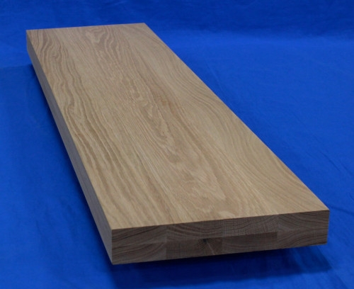 2 Thick Stair Treads Shop Online Kinzel Wood Products | Thick Wood Stair Treads | Solid Weathered | Baby Blue White Stair | Custom | Prefinished | Glue Laminated