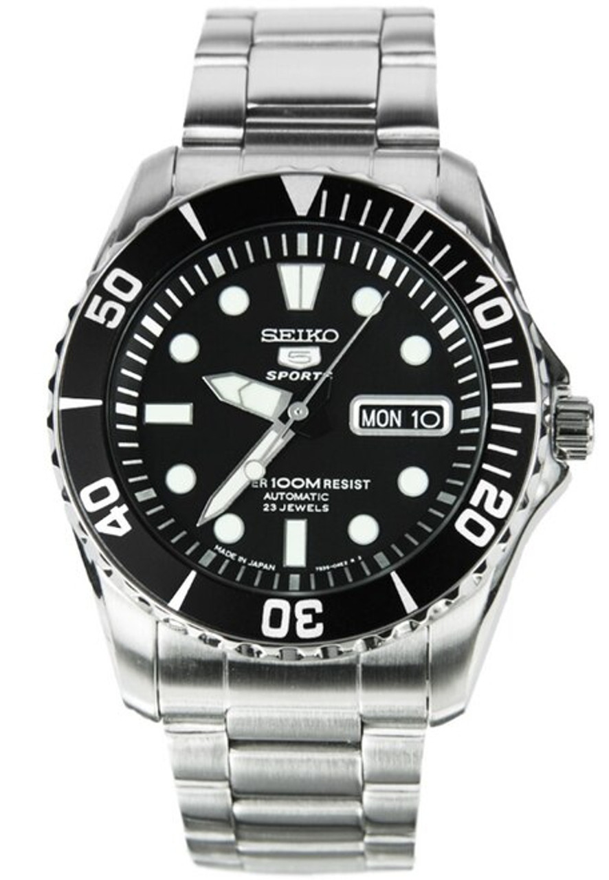 Seiko 5 Sports Snzf17j1 Made In Japan Version Shopping
