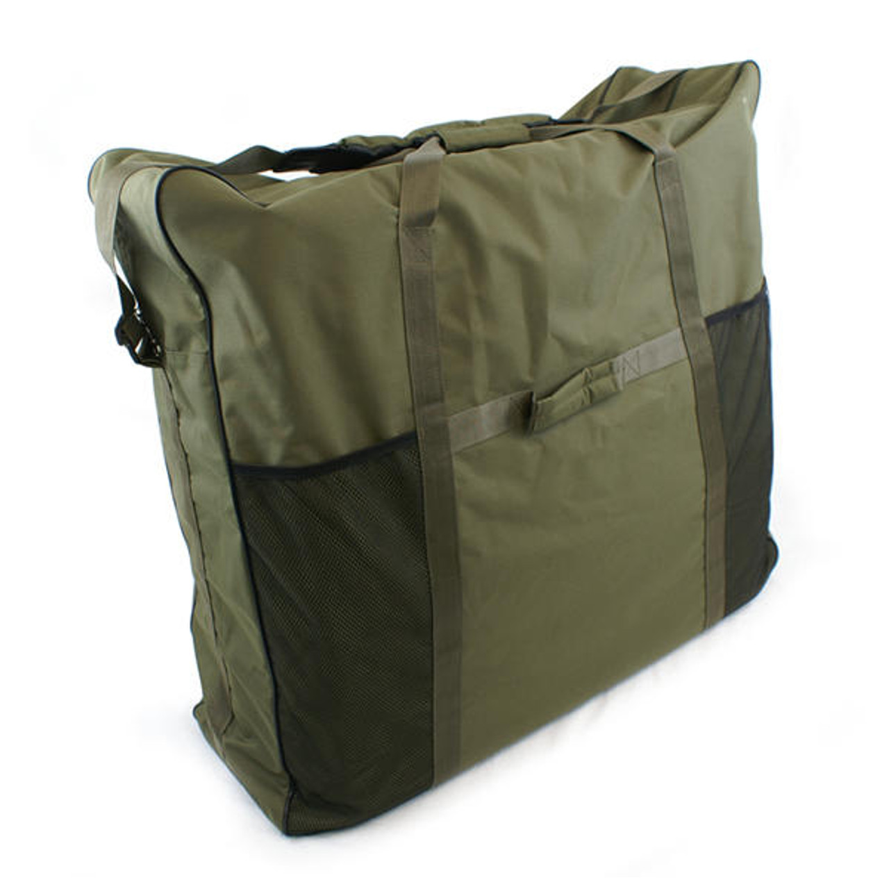 fishing chair carry bags antique corner koala products dlx carp bedchair bag 598 tackle