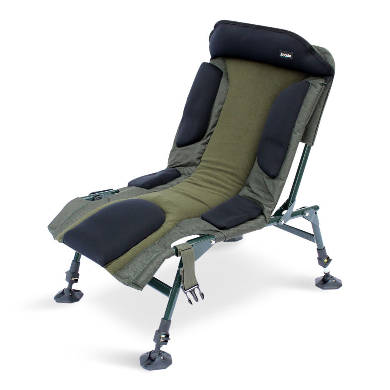 fishing chair add ons steelcase criterion abode carp camping folding sport lo koala