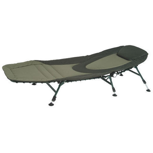 fishing chair bed reviews pool float chairs abode 6 leg carp bedchair koala products tackle camping camper
