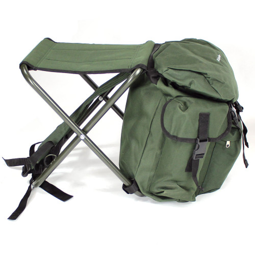 fishing chair rucksack beach chairs singapore abode camping hiking travel festival stool seat back pack