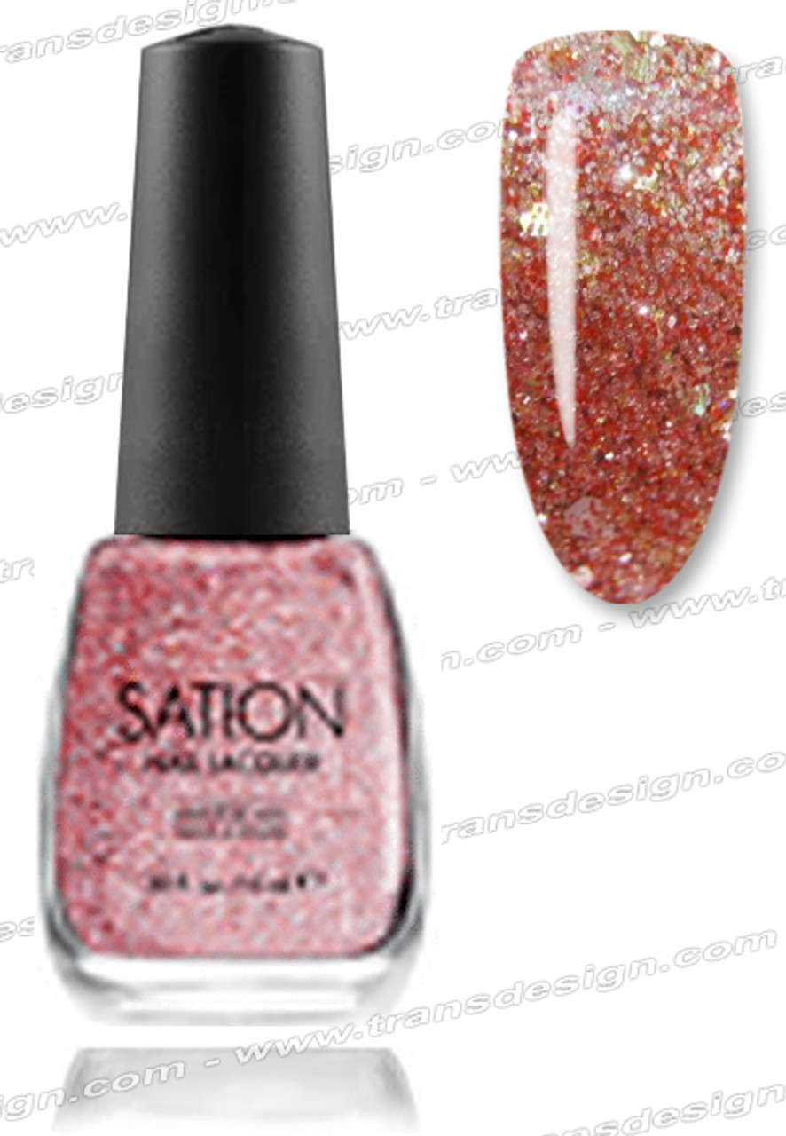 Sation Nail Polish : sation, polish, SATION, Lacquer, Paparazzi, 0.5oz
