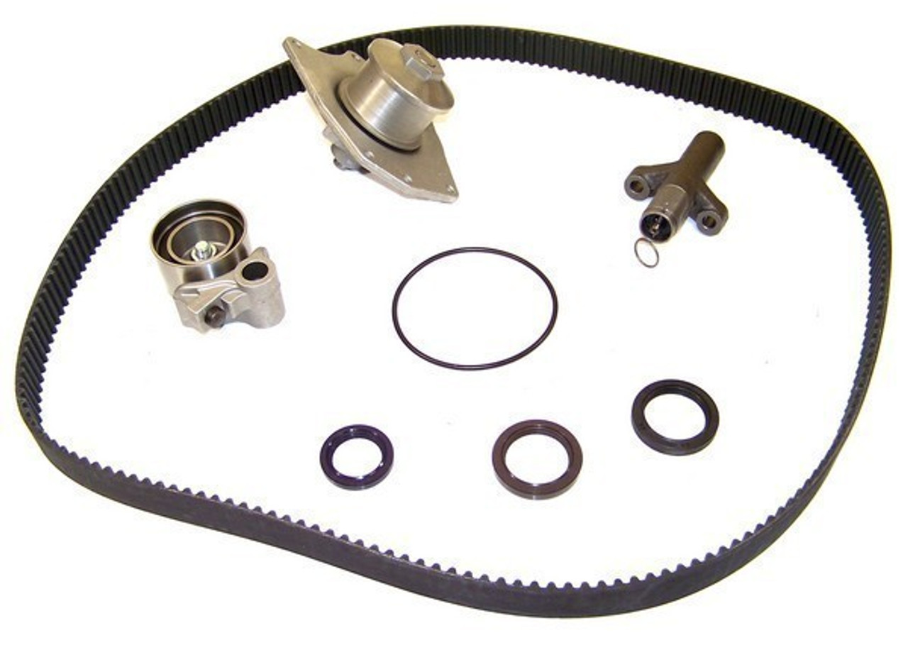 medium resolution of 2002 dodge intrepid 3 5l engine timing belt kit with water pump tbk143wp 30