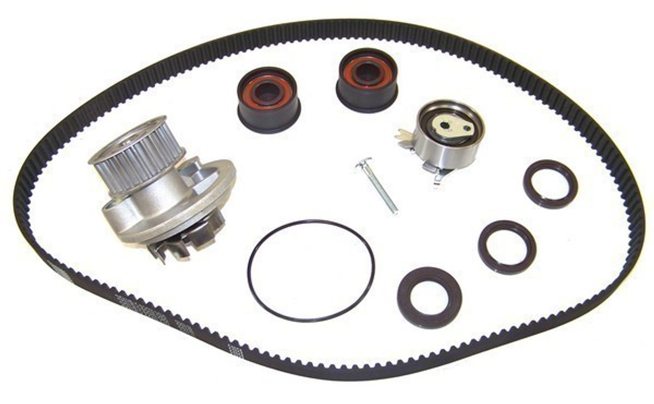 hight resolution of 2005 suzuki forenza 2 0l engine timing belt kit with water pump tbk529wp 2
