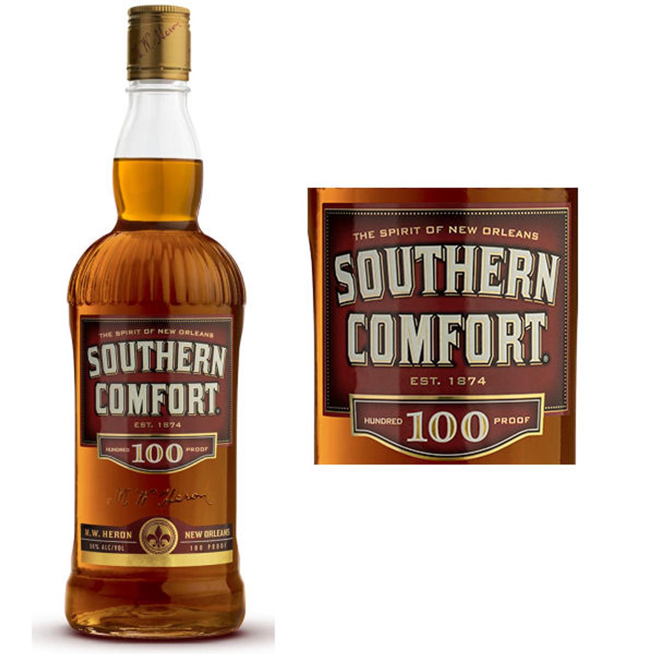 Southern Comfort 100 Proof - COMFORT