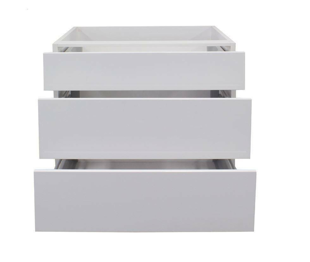 Base Cabinet 3 Drawer 800mm The Sink Warehouse Shop Now