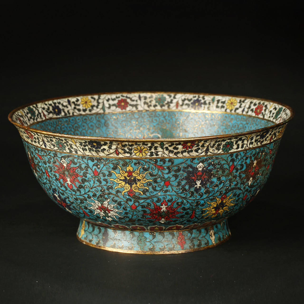 chinese qing dynasty large