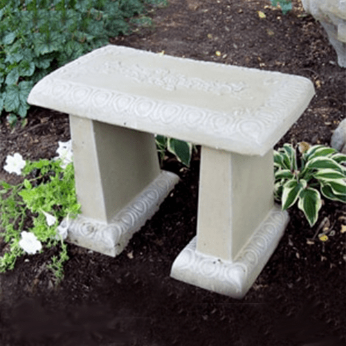 stone garden benches outdoor furniture