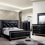 The Bellanova Black Bedroom Collection Miami Direct Furniture