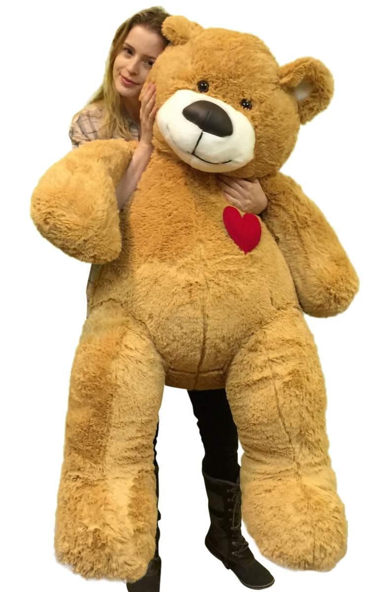 giant teddy bear 55