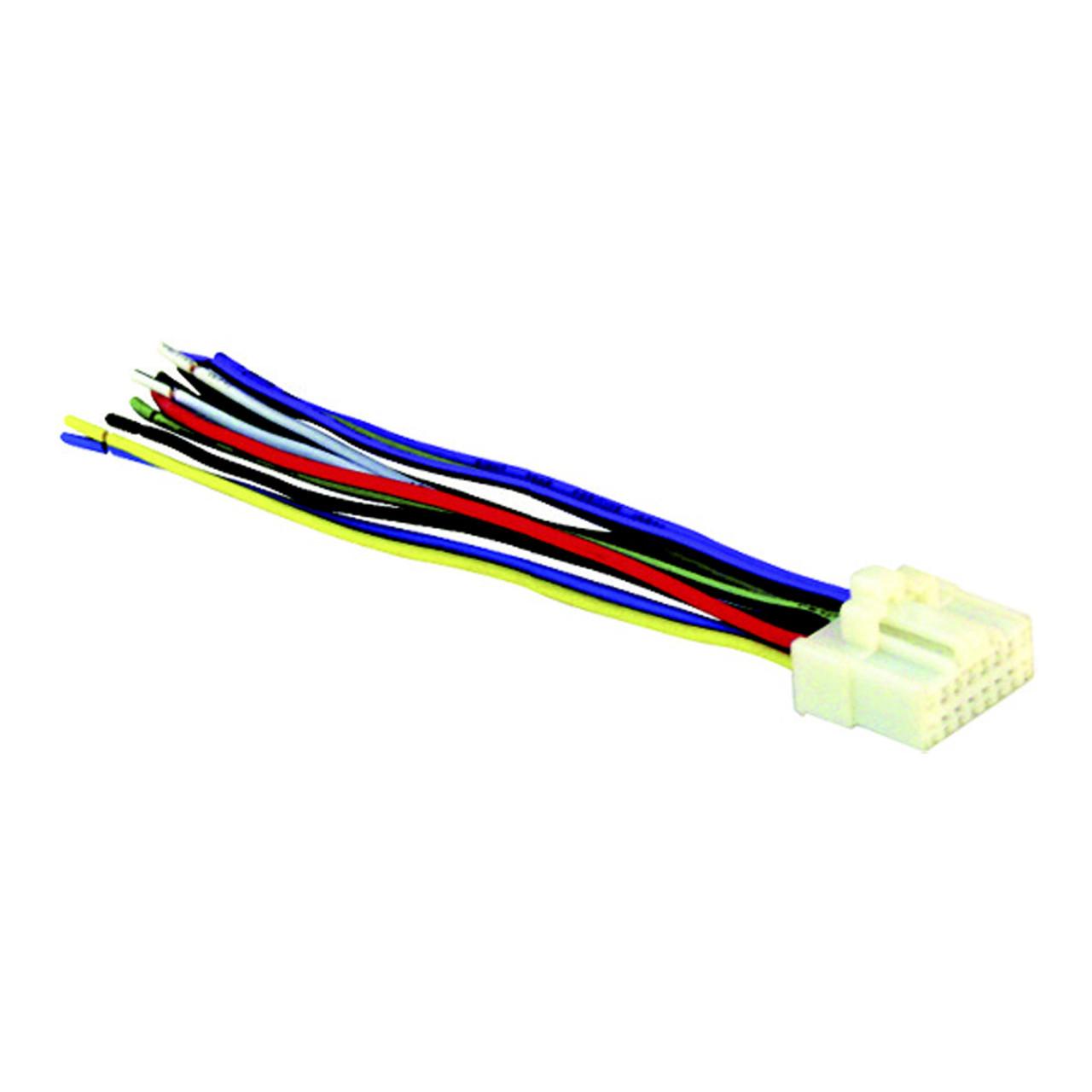 medium resolution of wiring harness panasonic 2000 2005 16 pin xscorpion wiring harness panasonic 2000 2005 16 pin