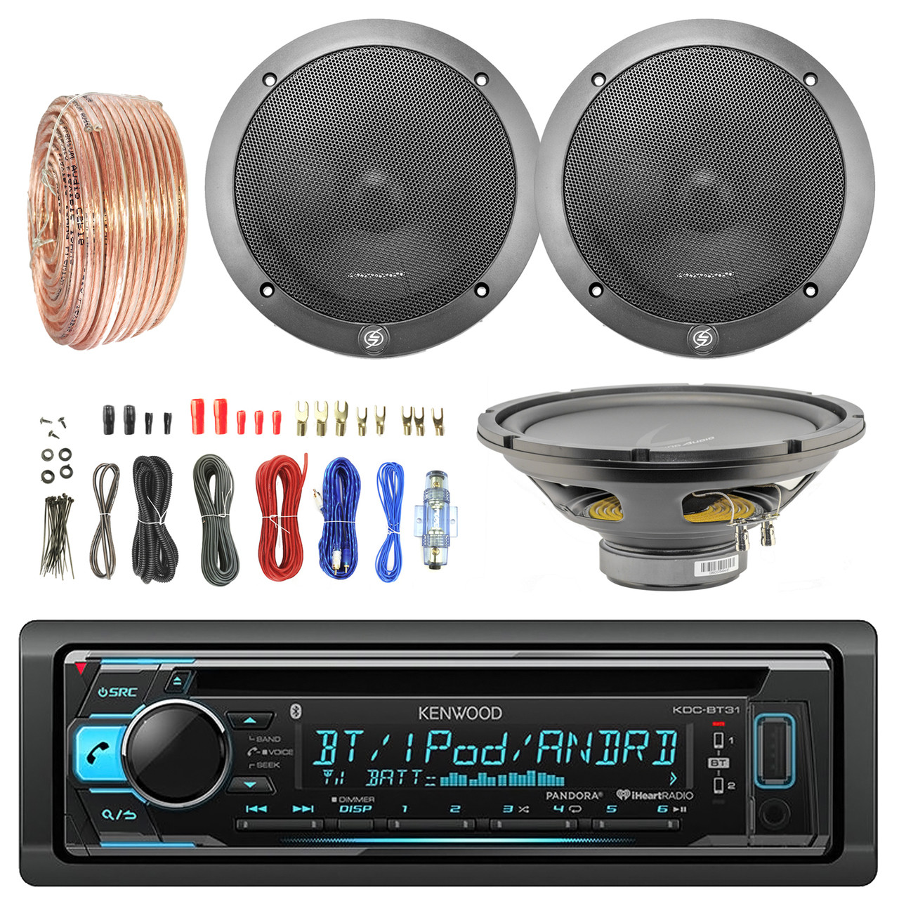 small resolution of amp radio subwoofers wiring