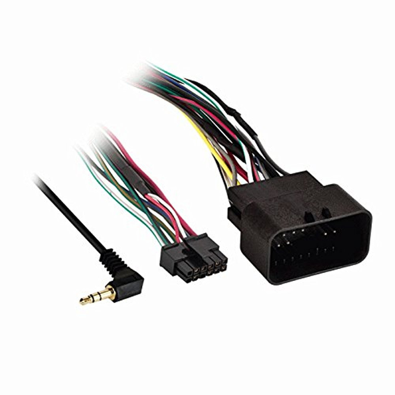 hight resolution of  harley davidson 1998 2013 car stereo wiring harness metra