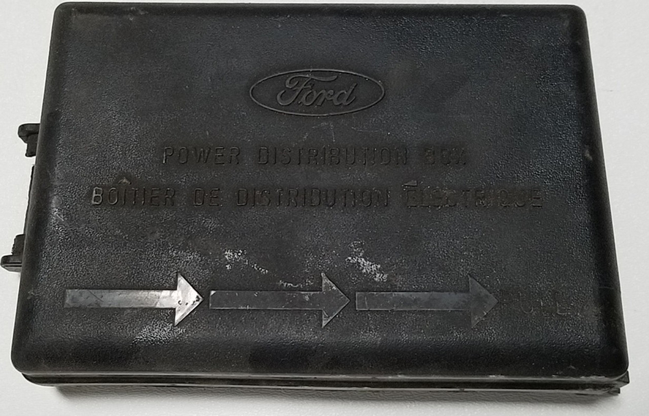 hight resolution of 1997 1998 lincoln mark viii fuse box cover 4 6l dohc