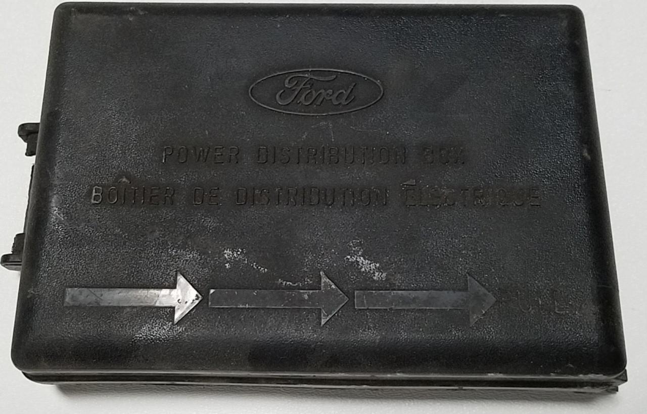 small resolution of 1997 1998 lincoln mark viii fuse box cover 4 6l dohc