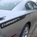 Recharge 2011 2014 Dodge Charger With Stripes