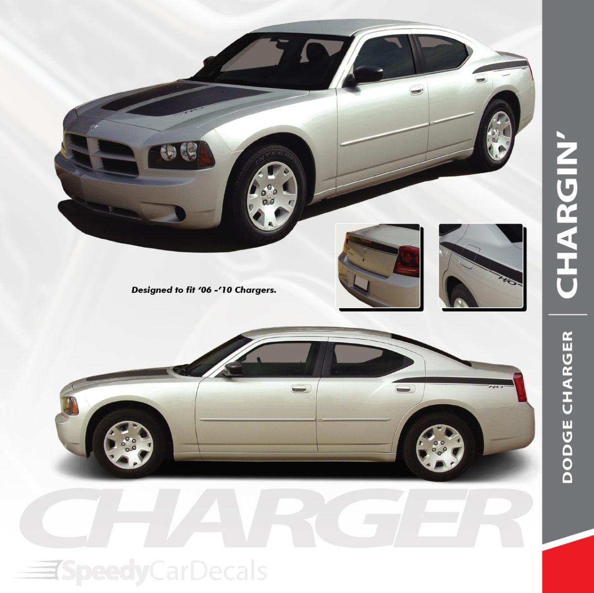 flyer 2006 dodge charger rt decals chargin 2006 2007 2008 2009 2010 supreme vinyl [ 1200 x 1199 Pixel ]