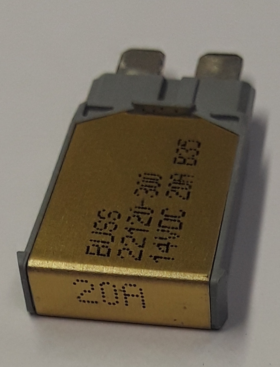 medium resolution of 22120 300 cooper bussmann type 1 mini circuit breaker auto reset 20 amps