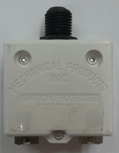 Circuit Amp Button Push Breaker 30