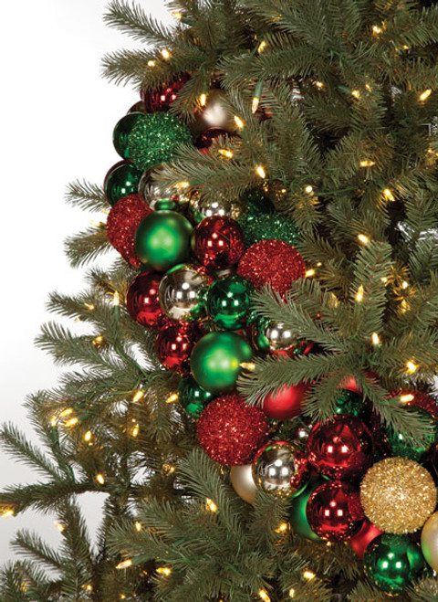 Red Green Gold : green, Mixed, Garland, Red/Green/Gold, Autograph, Foliages