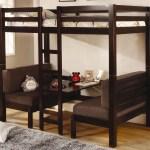 Coaster Convertible Loft Bed 460263 Kfw